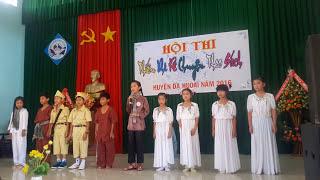 Cuộc thi kể chuyện lớp 5B Trường Tiểu học Hà Lâm