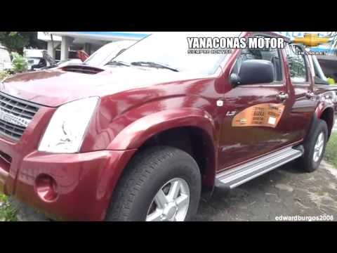chevrolet LUV Dmax 4x4 2012 2013 modelo disponible desde el 2012 hasta