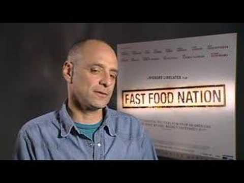 Fast Food Nation - Eric Schlosser interview