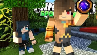Minecraft Spooky Tales - GOLD TRIES TO KILL ME? (Minecraft Roleplay) #2