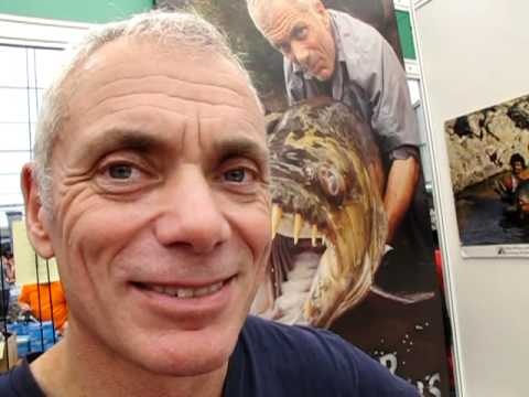 JEREMY WADE - EXCLUSIVE INTERVIEW WITH TV ANGLING STAR