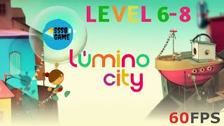 Lumino City: Level 6-8 , iOS/Android Game