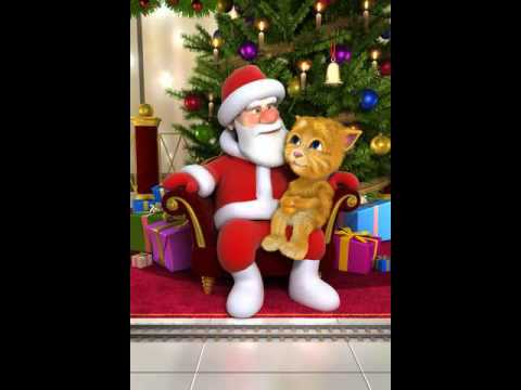 Talking Santa Marathi video