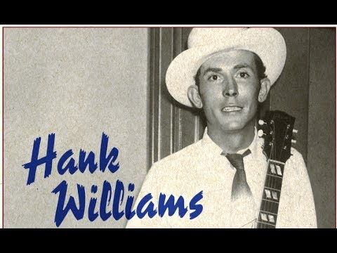 Hank Williams - Lonesome Whistle