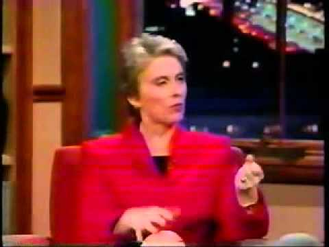 1992 Camille Paglia trashes Gloria Steinem wing of feminism