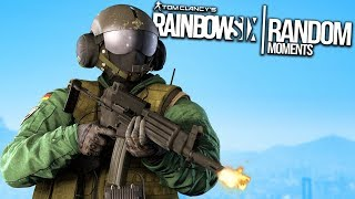 Rainbow Six Siege - Random Moments: #20 (Funny Moments Compilation)