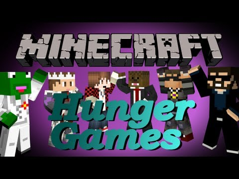 Minecraft Hunger Games w/ Sky, Kermit, Seto, SSundee, Mitch, and Jerome! Game #77 - Insanity!
