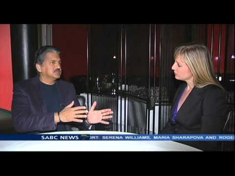 Anand Mahindra on doing business in Africa