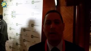 دكتور محمد عمران رئيس البورصة المصرية