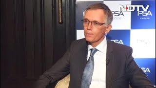 In Conversation With Carlos Tavares, Chairman, Groupe PSA