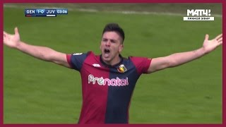 Giovanni Simeone vs Juventus (Home) 27/11/2016 | HD