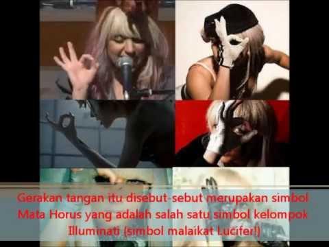 Bukti Lady Gaga Penyembah Setan