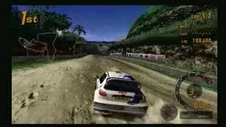 Gran Turismo 3 A-Spec PS2: Tahiti Circuit