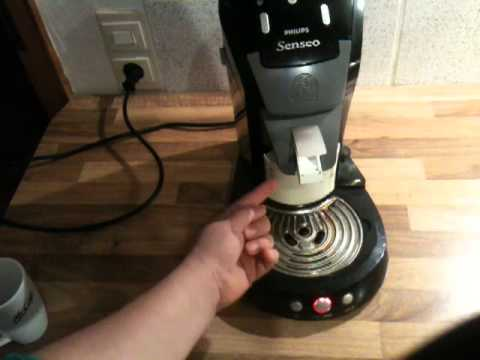 philips senseo funktionsweise und reinigung latte select benutzung youtube. Black Bedroom Furniture Sets. Home Design Ideas