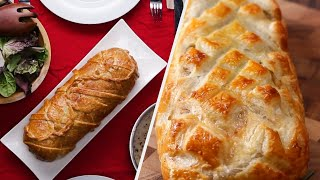 4 Pastry Wellington Recipes For Your Dinner Party • Tasty