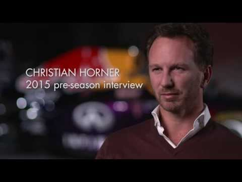Christian Horner 2015 Pre-Season Interview (RB11)