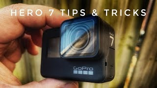 GoPro Hero 7 Black Tips and Tricks