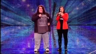 Jonathan & Charlotte Video - WOW Jonathan & Charlotte Britains Got Talent 2012