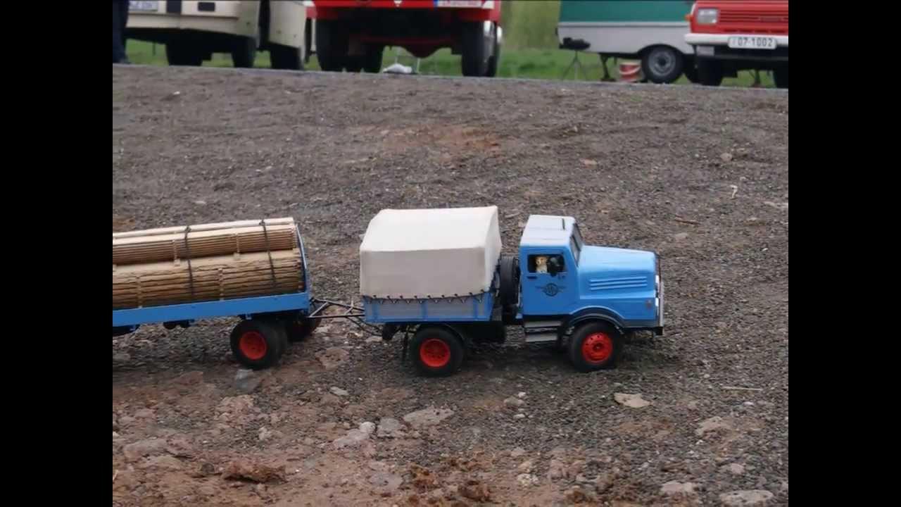 ifa h6 werdau lkw modell modellbau spielzeug truck ddr. Black Bedroom Furniture Sets. Home Design Ideas
