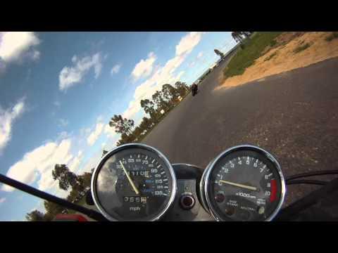 Trackday SD 05/10 Honda Nighthawk 750