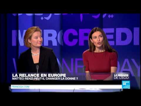 Italie : la relance façon Matteo Renzi - la Semaine de l'éco