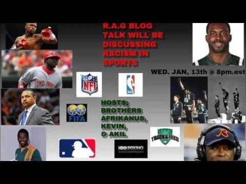 Racism In Sports 1-13-16