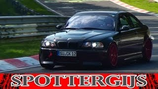 BMW M3 CSL w/ Supersprint Race Exhaust! Very loud sound!