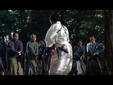 Three Ronin vs. 100 Samurai epic slaughter