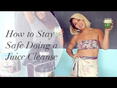 How to Do a Safe Juice Cleanse at Home