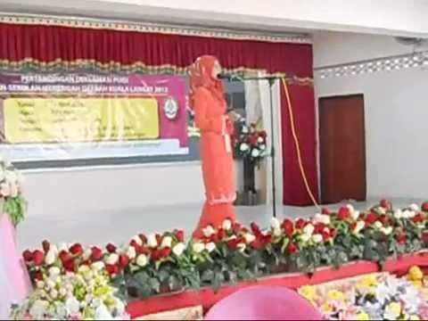 Johan Deklamasi Syair Sekolah Sekolah Menengah Daerah Kuala Langat 2012 video