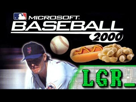 LGR - Microsoft Baseball 2000 - PC Game Review