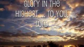 Watch Chris Tomlin Glory In The Highest video