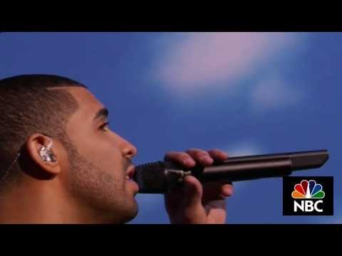 Drake Hold On We're Going Home Nothing Was The Same Live Grammy Nominations Concert 2013