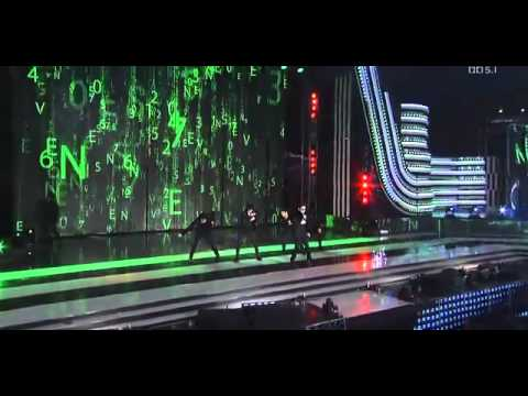 SE7EN & TOP - Better Together+Digital Bounce Live