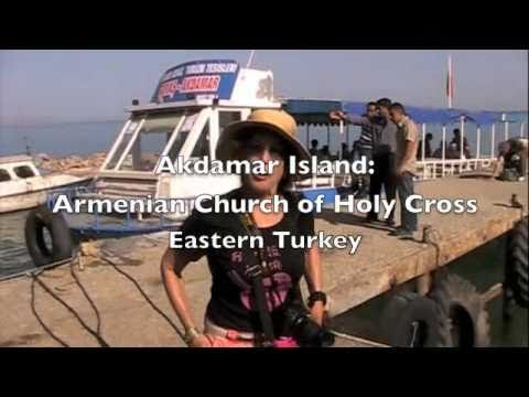 Akdamar Island: Armenian Church of The Holy Cross, Eastern Turkey