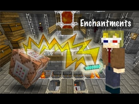 How to Enchant Items using Command Blocks in Minecraft