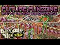 Future Funzone | #4 - Maian SOS scenario pack | Rollercoaster Tycoon Classic | Lets Play!