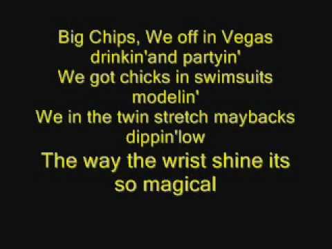 Jay-Z- Big Chips (with lyrics)