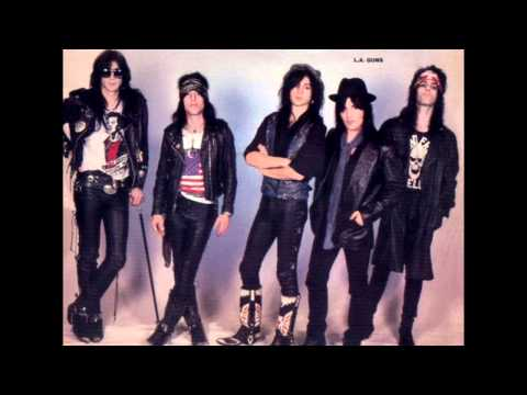 La Guns - Heart Full of Soul