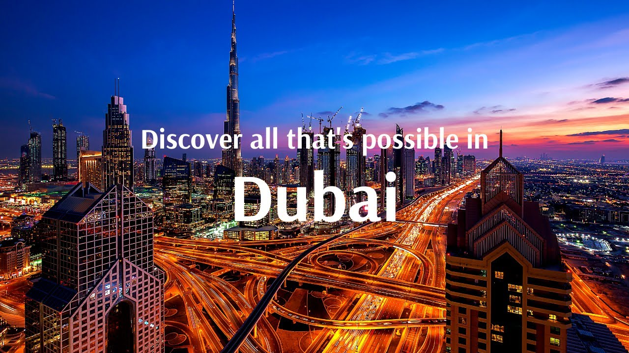 Welcome To Dubai: Discover all that's possible | Flamingo Travels