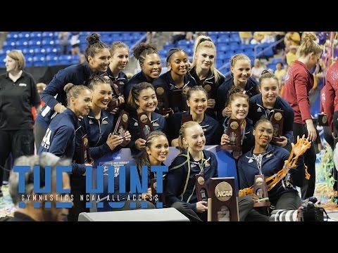 The Hunt: Gymnastics NCAA All-Access, Part 4