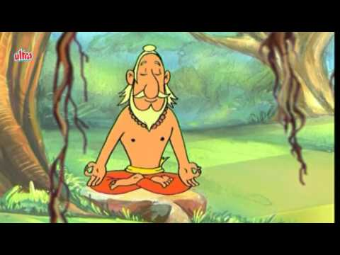 Marathi Animated Children's Story video