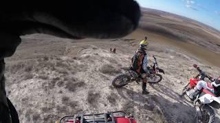 ENDURO - QUAD VS MOTO