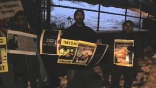 13-01-2015 سه شنبه های اعتراضی اسلو