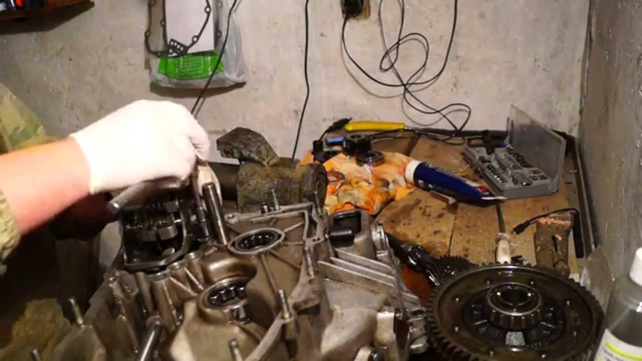 Видео ремонт коробки передач ваз 2109 своими руками видео