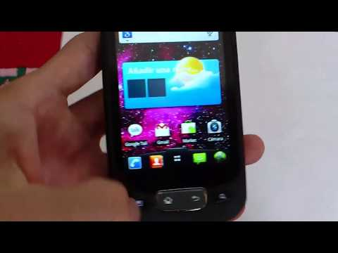 LG P500 Android 2.3.3