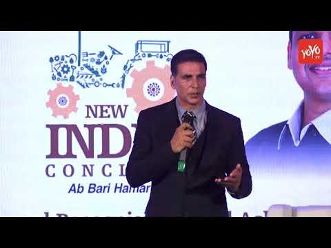 Akshay kumar ने मीडिया क सामने साधा निशाना  Lt Col Sandeep Ahlawat  | YOYO TV Hindi