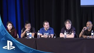 PlayStation Experience | It Came to Japan! Working in the Japanese Game Industry Panel