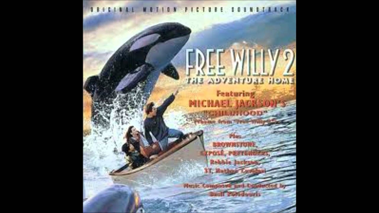 free willy 2 wallpaper