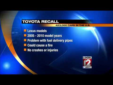 Toyota recalls another 1.75 million cars
